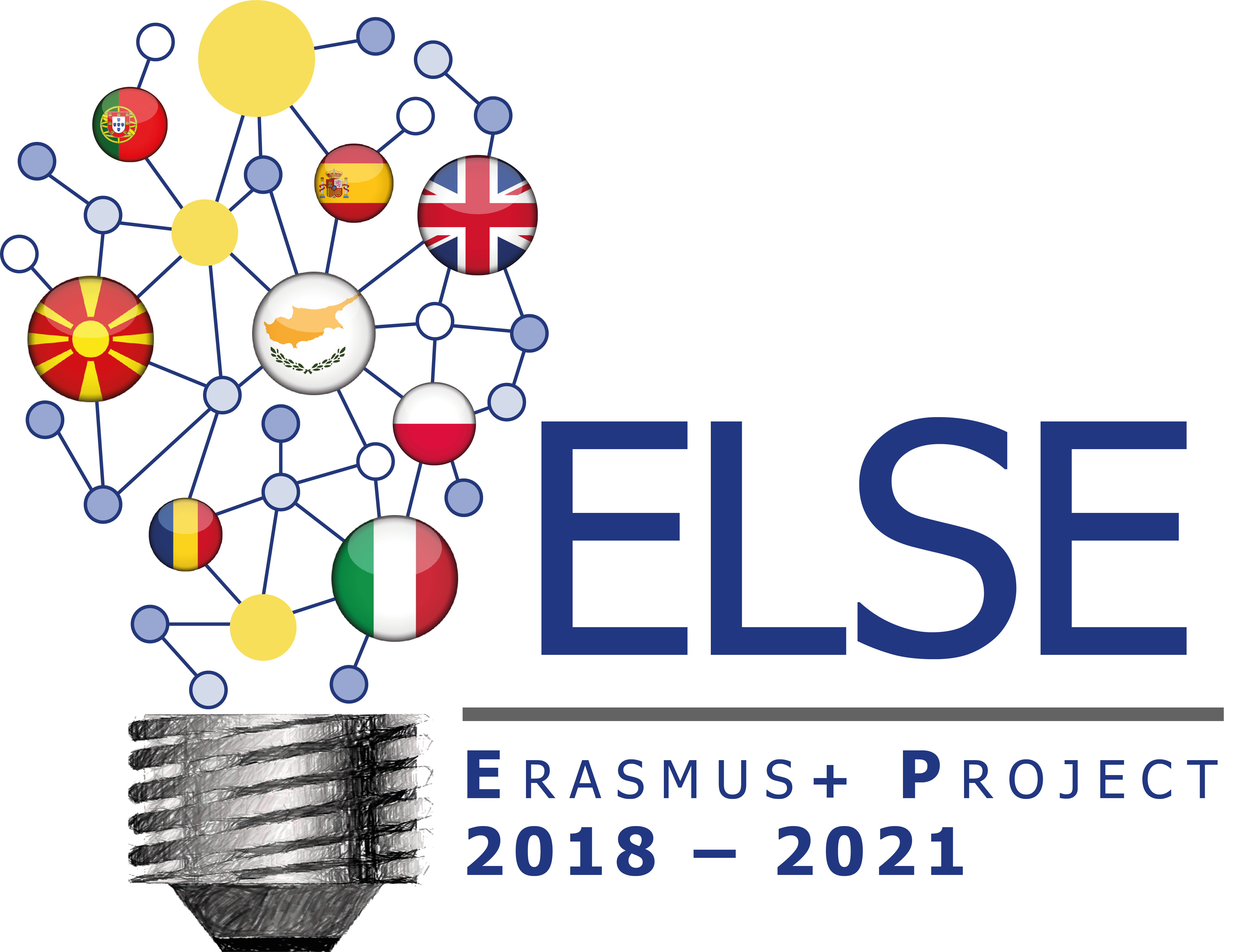 """Newsletter Erasmus+ Project """"ELSE"""""""