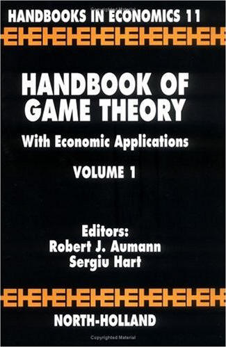 essays on game theory and mathematical economics Free game theory papers, essays thoughts on game theory in economics - according to wikipedia martingale mathematical theory - martingale theory.