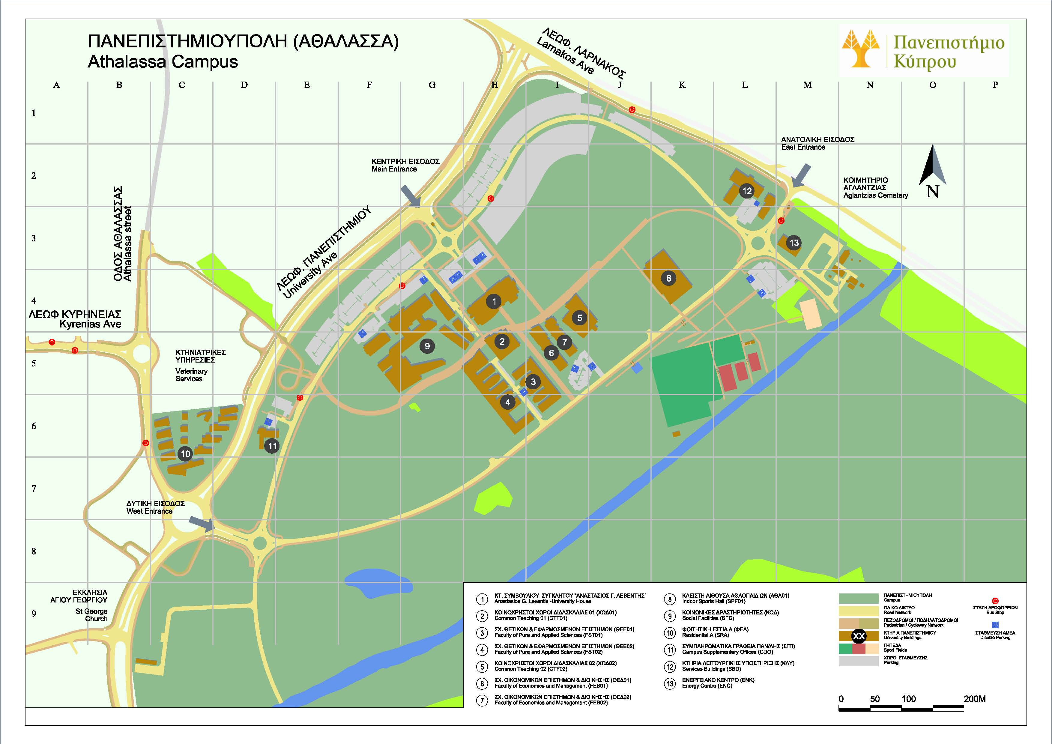ucy-campus-map-gr