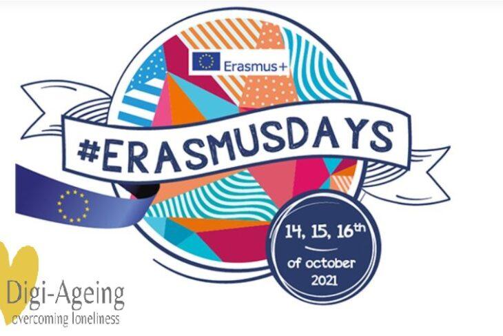 #Erasmusdays2021: Digi-Ageing Multiplier Event
